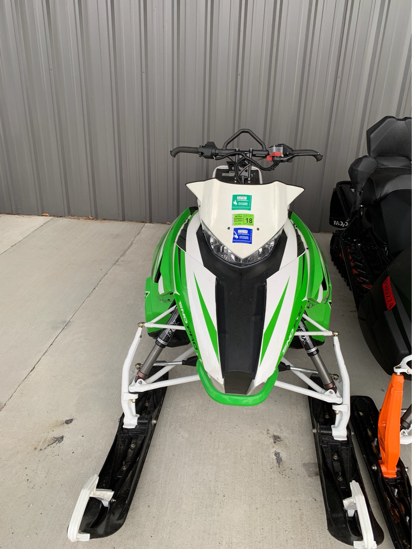 "2016 Arctic Cat M 8000 153"" Sno Pro for sale 4679"