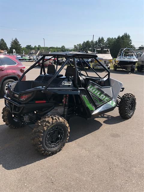 2018 Textron Off Road 2018 WILDCAT X LIMITED EPS DYNAMIC GRAY in Gaylord, Michigan