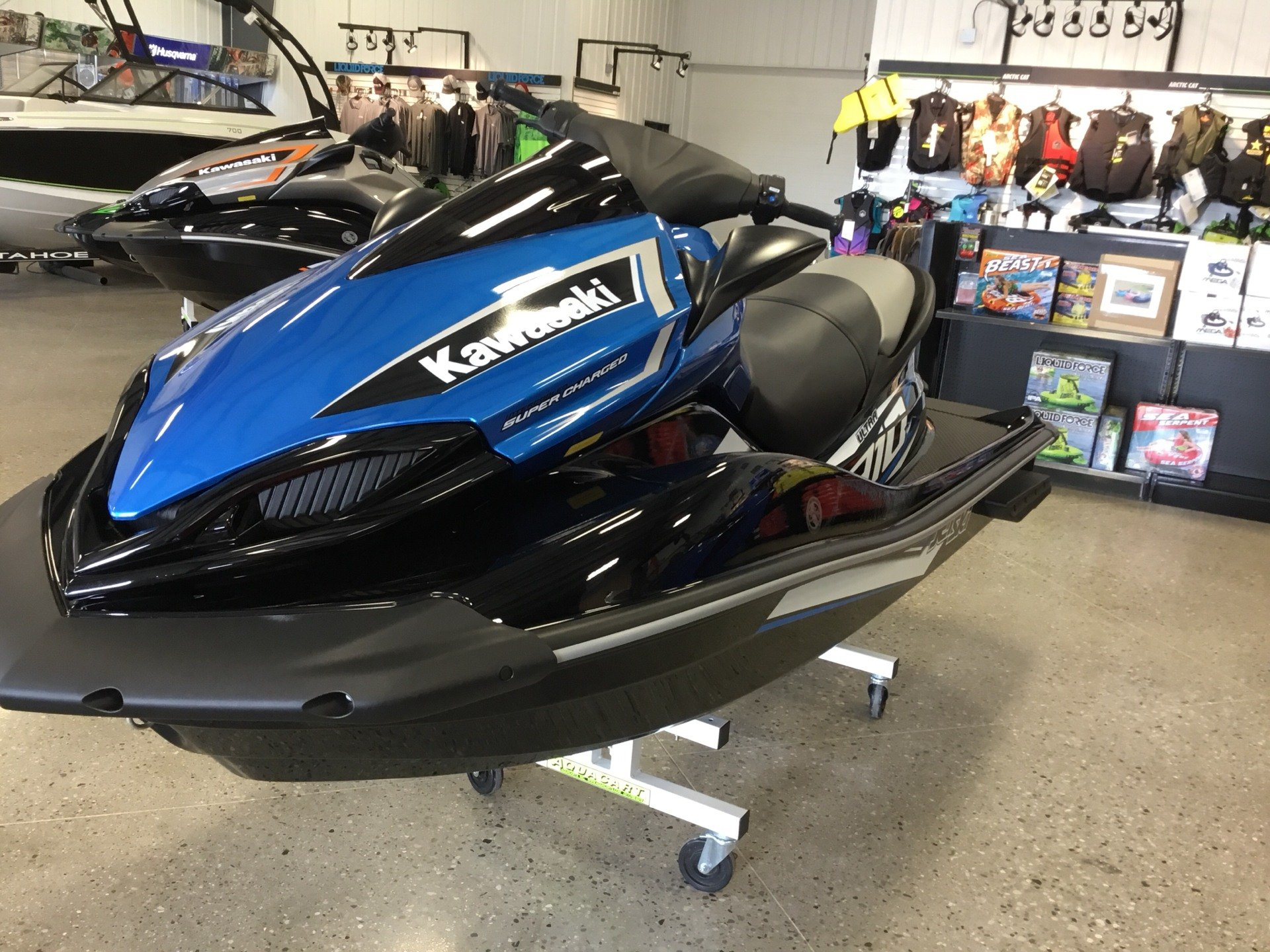 2018 Kawasaki Jet Ski Ultra 310X for sale 6666
