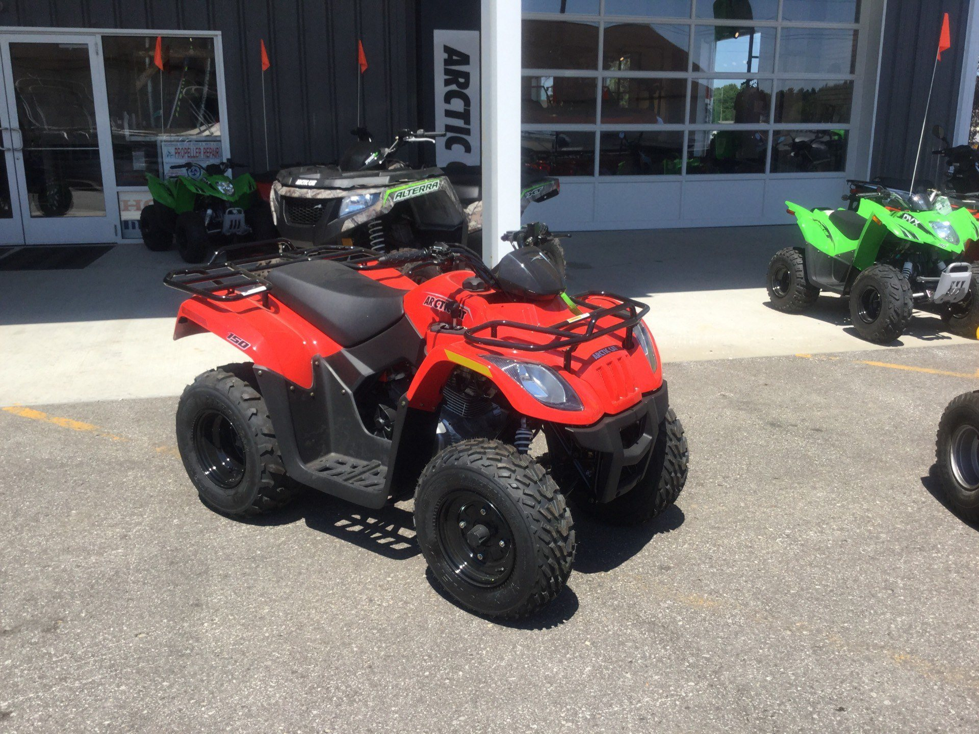 2017 Arctic Cat 150 1