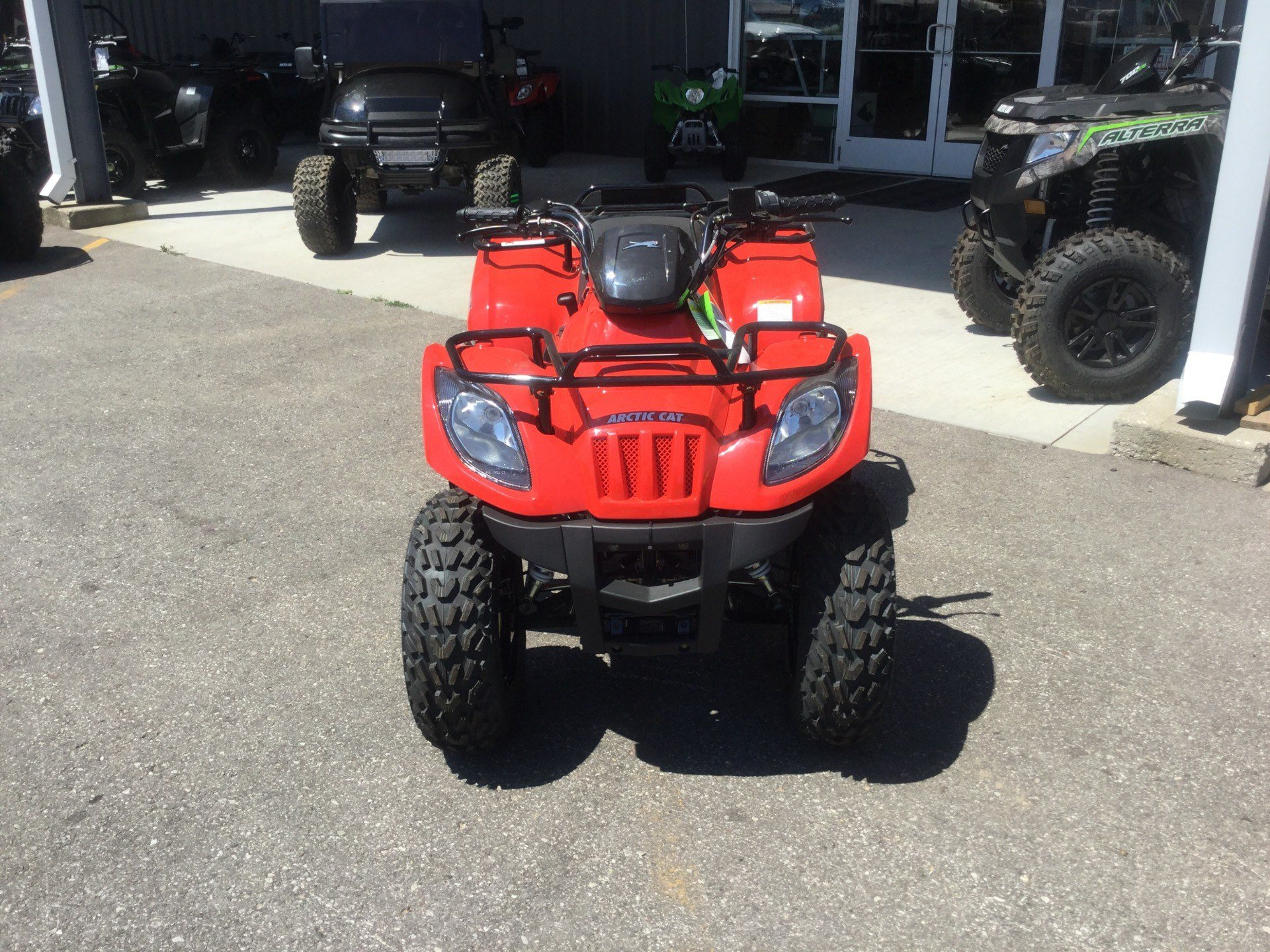 2017 Arctic Cat 150 2