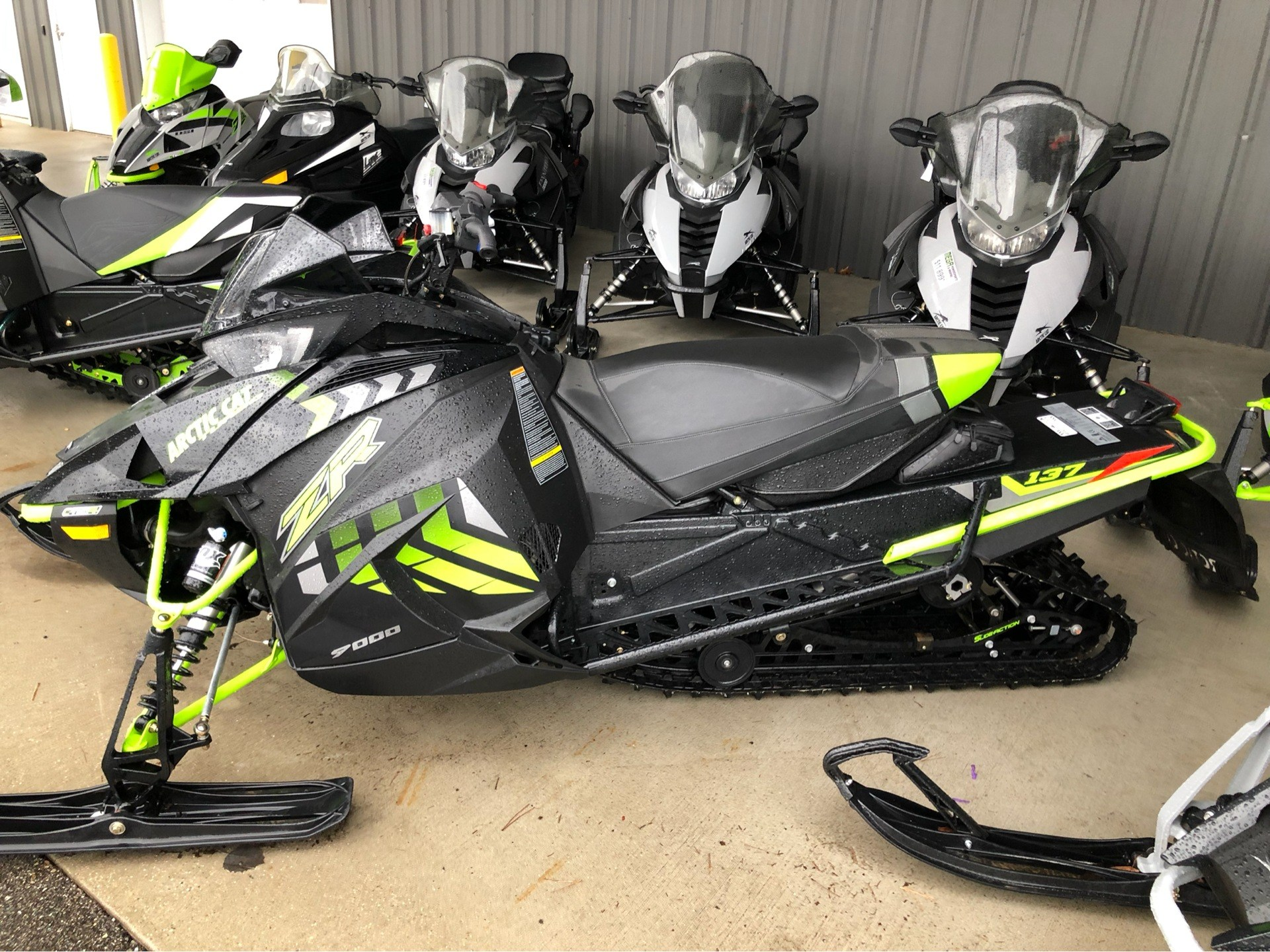 2017 Arctic Cat ZR 9000 Limited 137 in Gaylord, Michigan