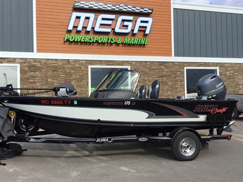 2016 Alumacraft Competitor 175 Sport in Gaylord, Michigan