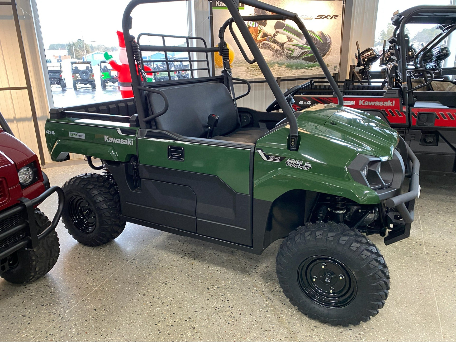 2020 Kawasaki Mule PRO-MX EPS in Gaylord, Michigan - Photo 2