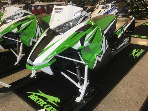 "2016 Arctic Cat M 6000 153"" Sno Pro ES in Gaylord, Michigan"