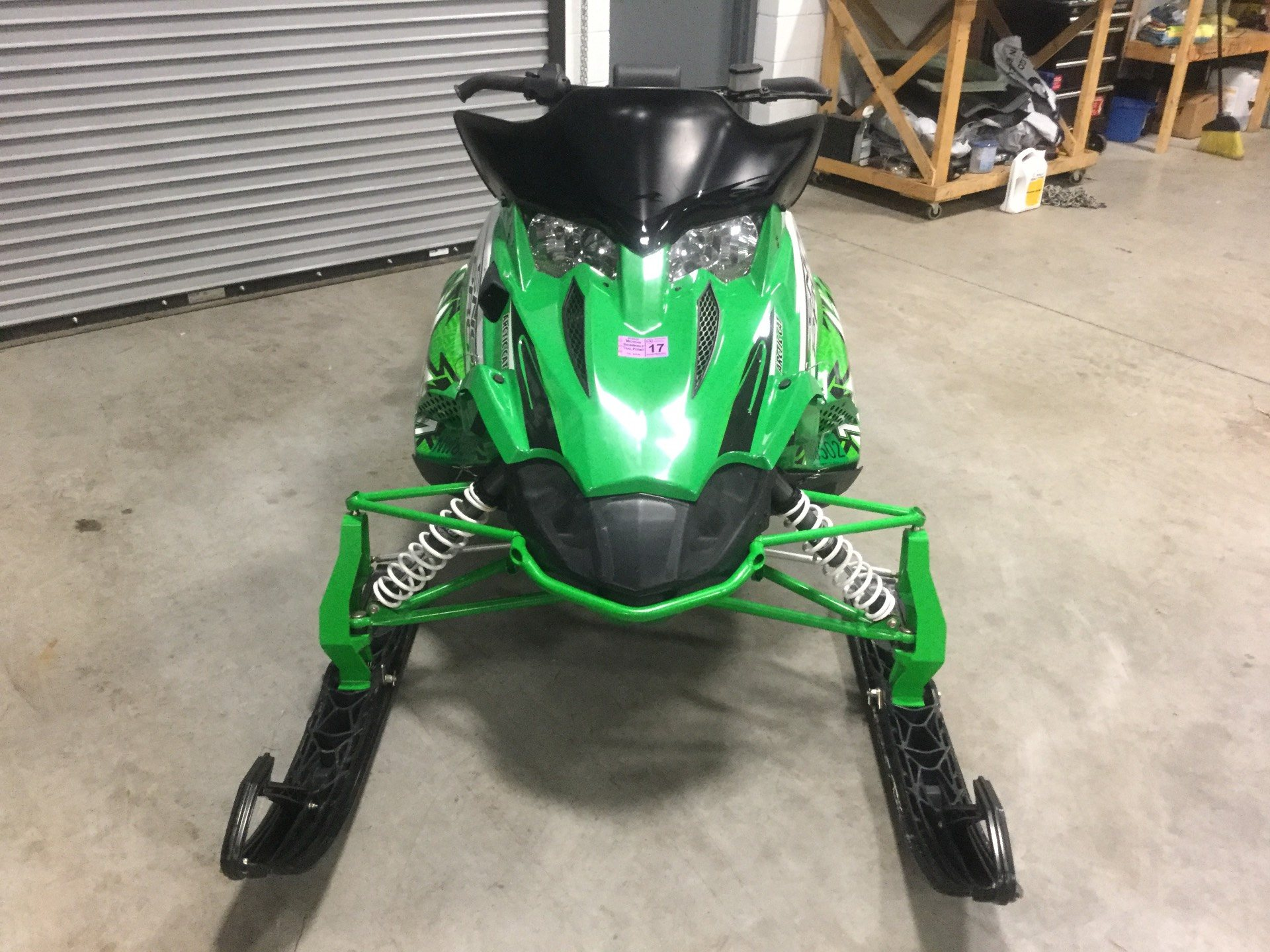 2014 Arctic Cat Sno Pro® 500 in Gaylord, Michigan