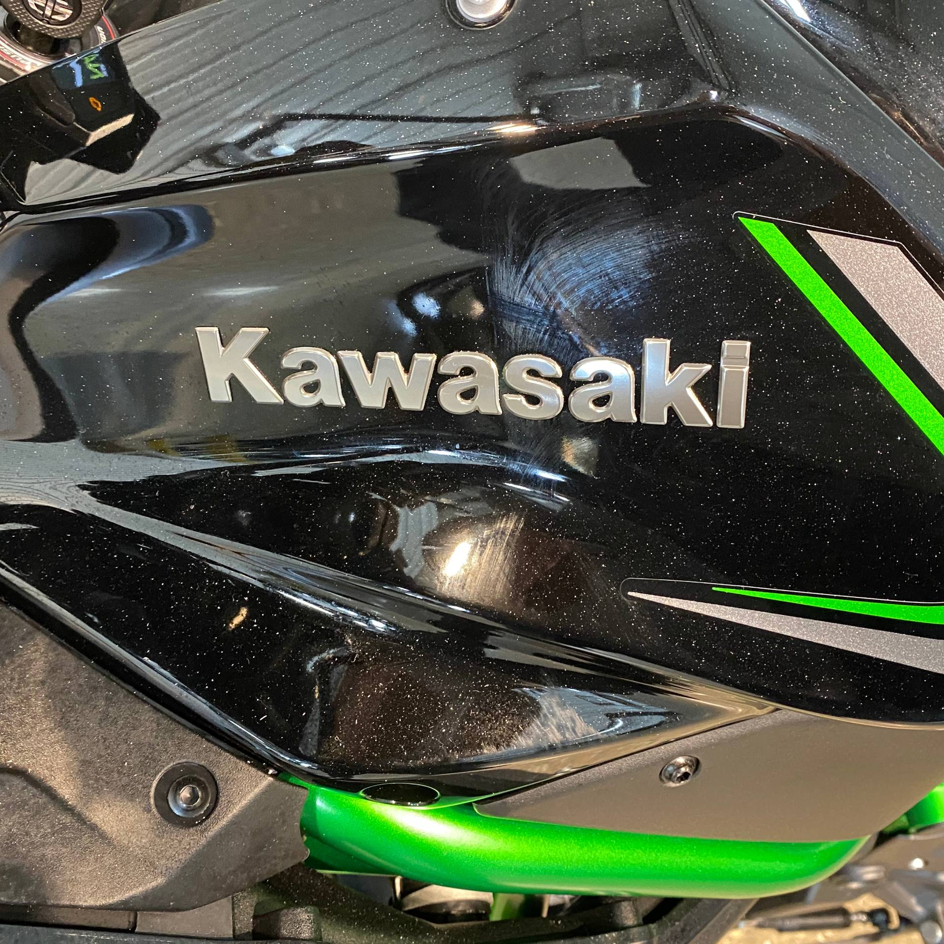 2020 Kawasaki Z H2 in Gaylord, Michigan - Photo 4