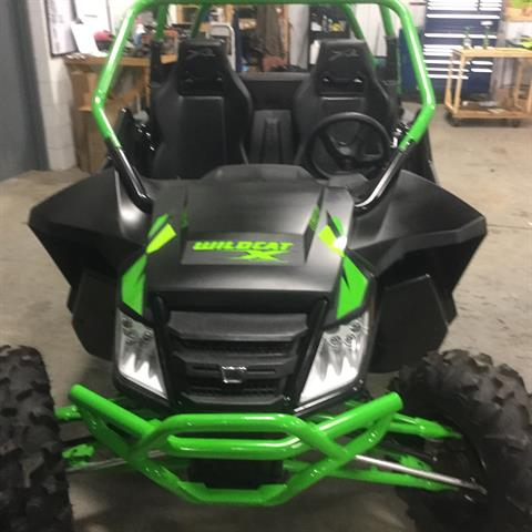 2016 Arctic Cat Wildcat X Limited in Gaylord, Michigan