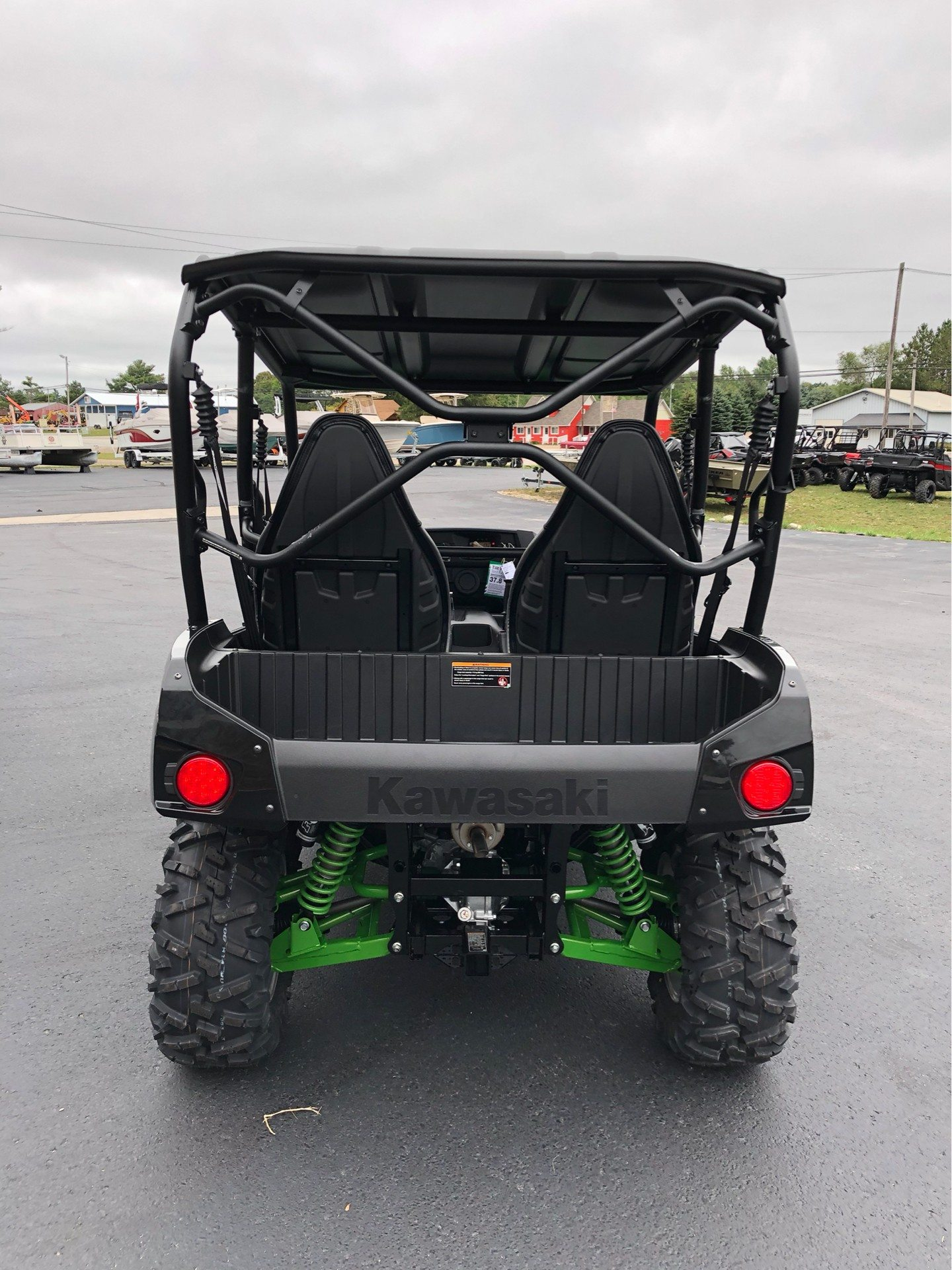 2020 Kawasaki Teryx4 LE in Gaylord, Michigan - Photo 4