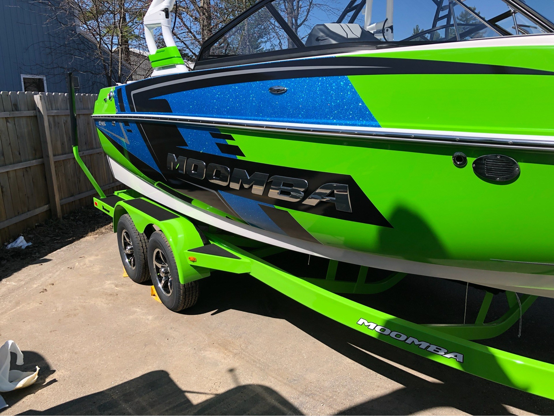 2019 Moomba Craz in Gaylord, Michigan - Photo 1