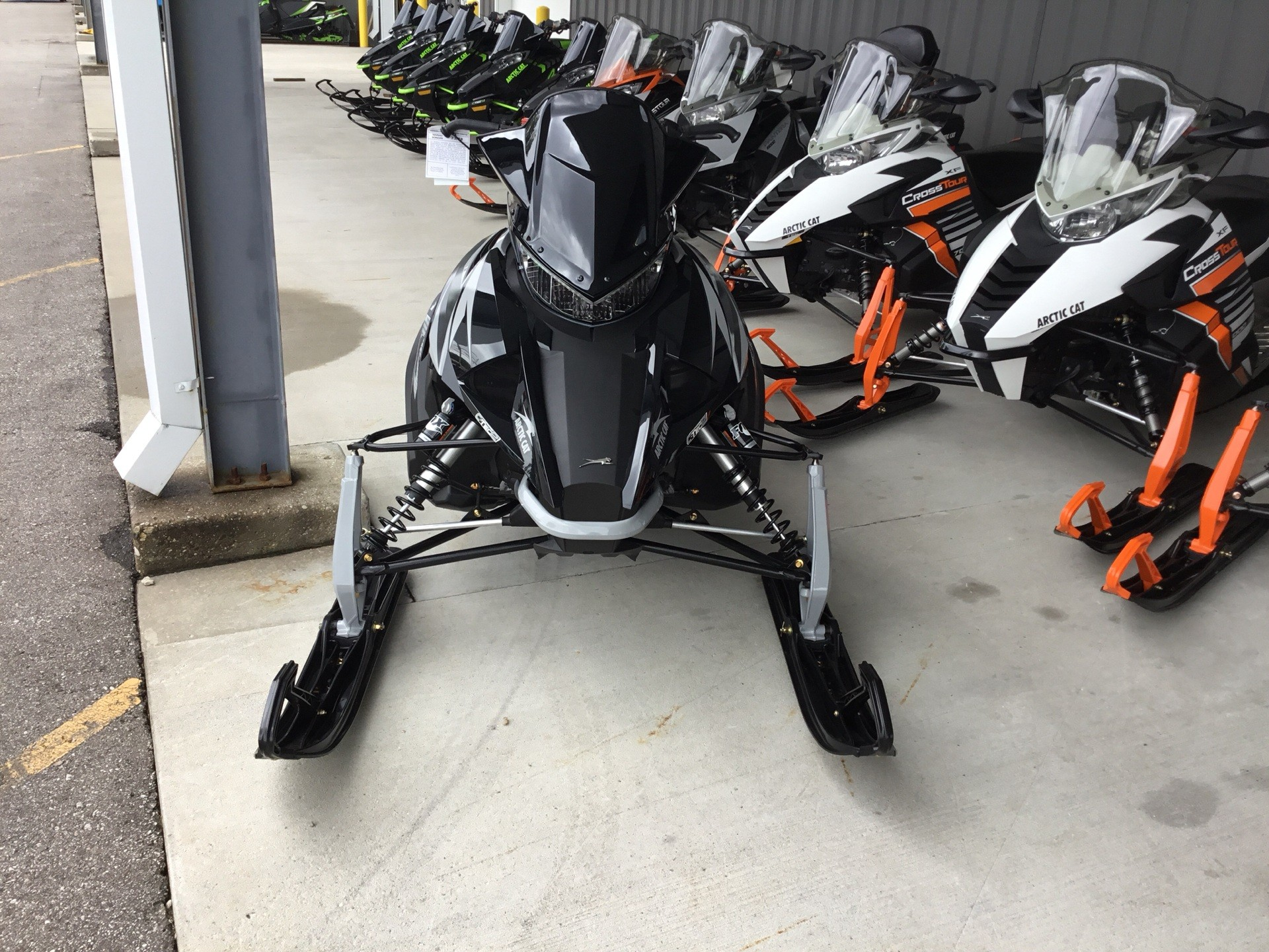 2019 Arctic Cat ZR 8000 Limited ES 129 in Gaylord, Michigan - Photo 2
