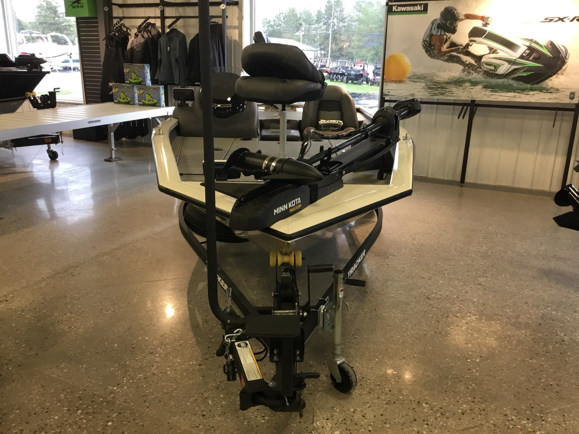 2019 Tracker Pro Guide V-175 WT in Gaylord, Michigan - Photo 6
