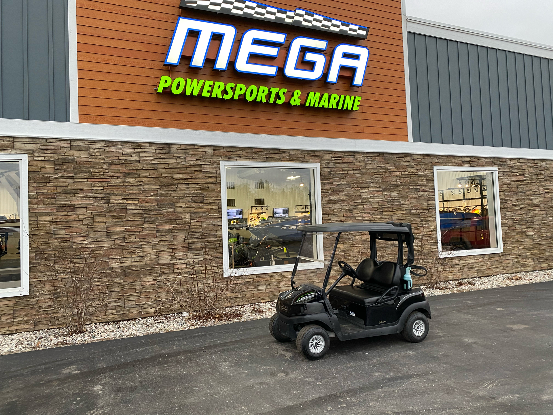 2019 Club Car Tempo Electric in Gaylord, Michigan - Photo 1