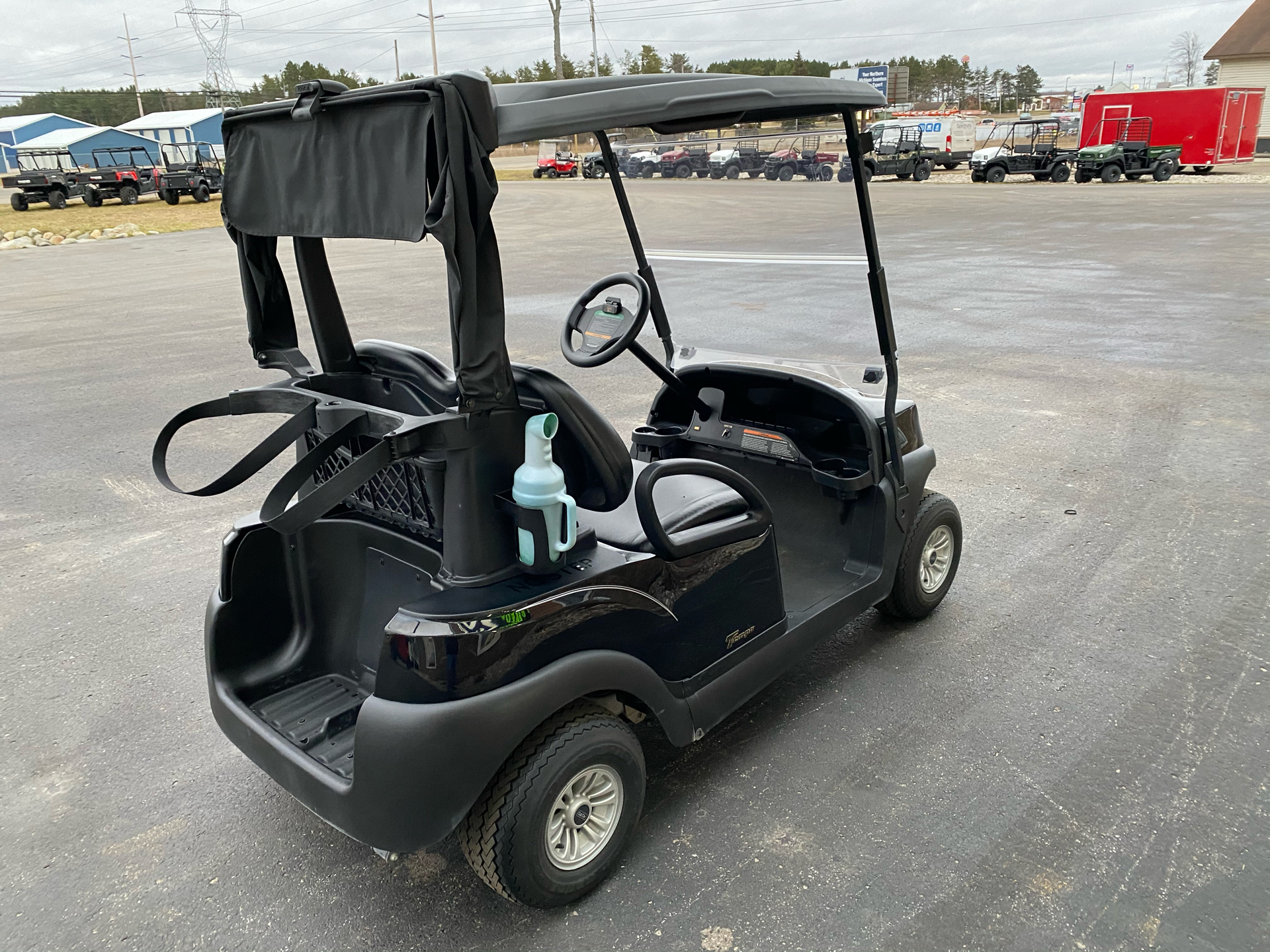 2019 Club Car Tempo Electric in Gaylord, Michigan - Photo 3