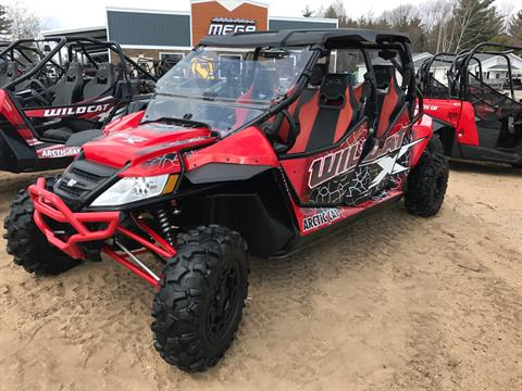 2014 Arctic Cat Wildcat™ 4 X Limited in Gaylord, Michigan