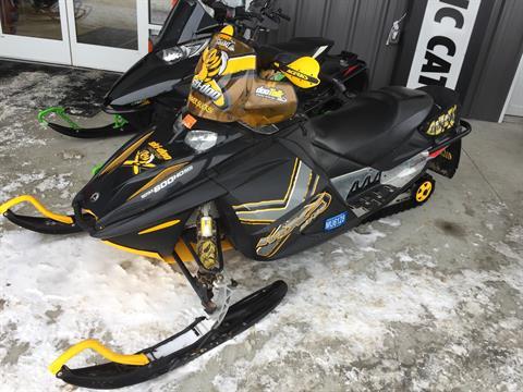 2006 Ski-Doo MX Z X 2-TEC 600 HO SDI in Gaylord, Michigan