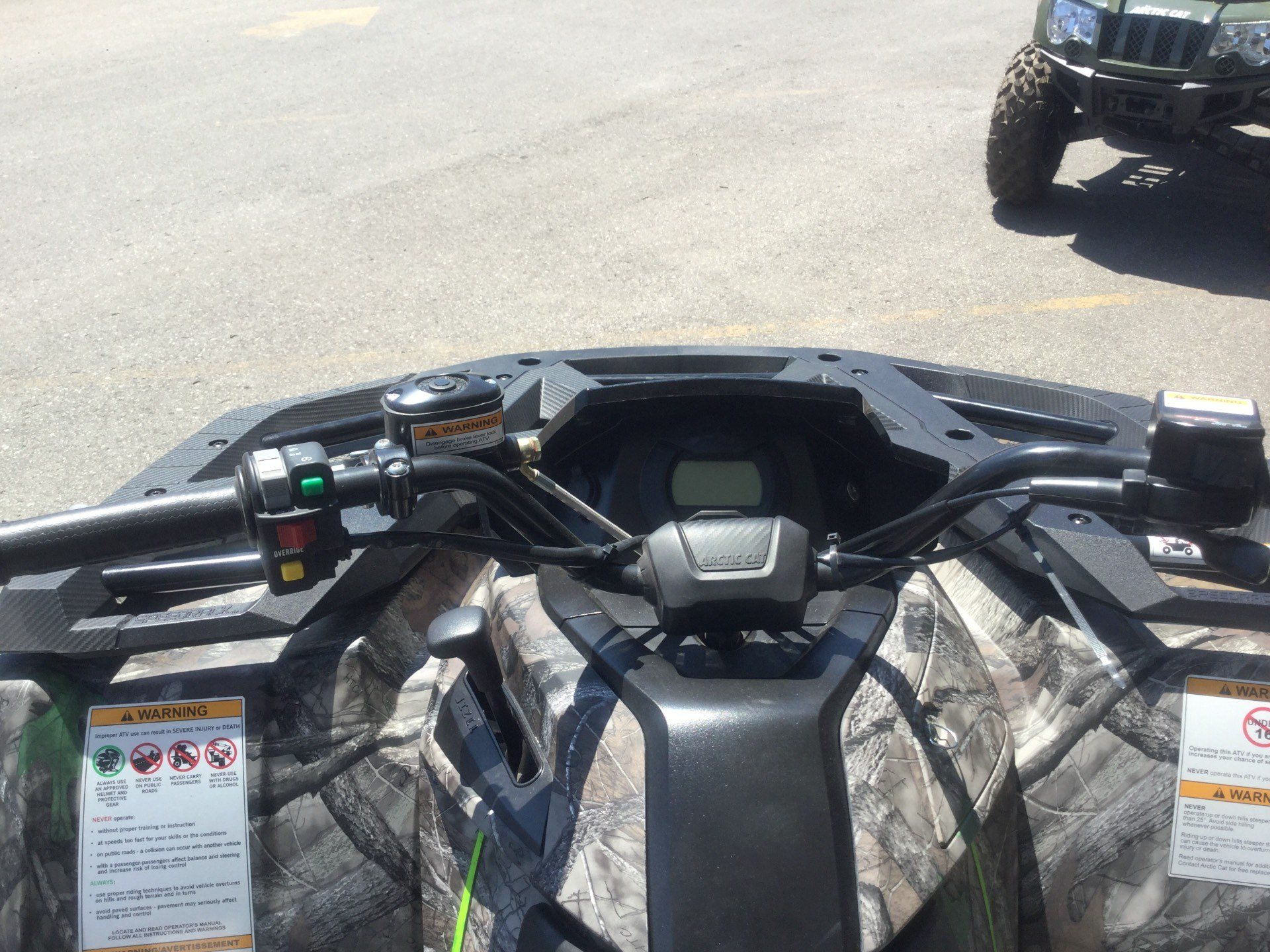 2017 Arctic Cat Alterra 700 XT EPS in Gaylord, Michigan