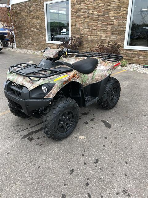 2019 Kawasaki Brute Force 750 4x4i EPS Camo in Gaylord, Michigan - Photo 2