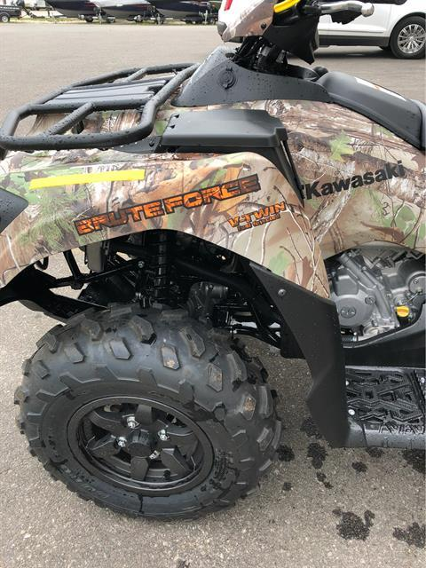 2019 Kawasaki Brute Force 750 4x4i EPS Camo in Gaylord, Michigan - Photo 3