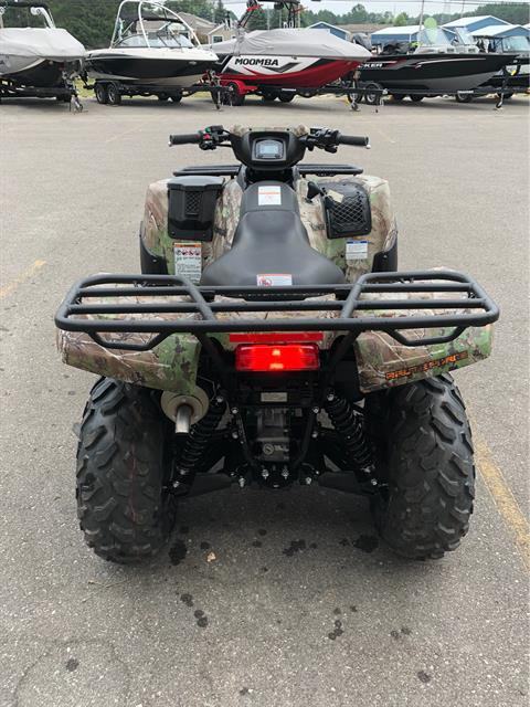 2019 Kawasaki Brute Force 750 4x4i EPS Camo in Gaylord, Michigan - Photo 4