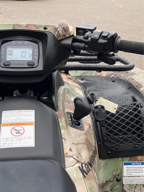 2019 Kawasaki Brute Force 750 4x4i EPS Camo in Gaylord, Michigan - Photo 6