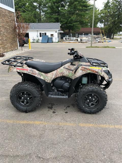 2019 Kawasaki Brute Force 750 4x4i EPS Camo in Gaylord, Michigan - Photo 7