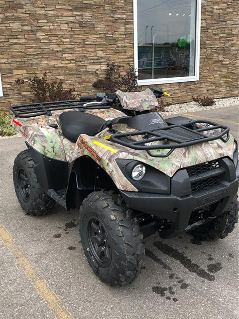 2019 Kawasaki Brute Force 750 4x4i EPS Camo in Gaylord, Michigan - Photo 8