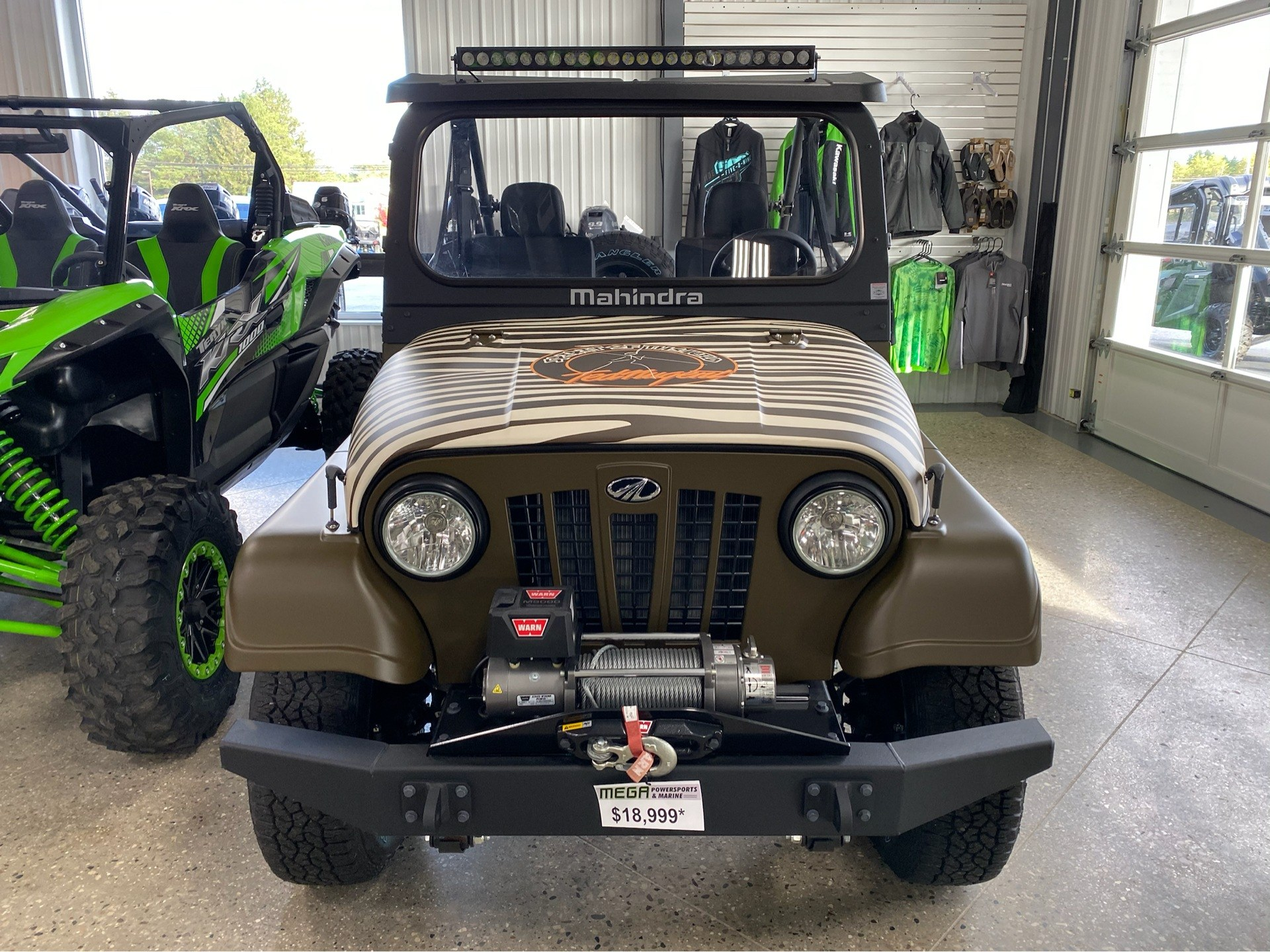 2019 Mahindra Automotive North America ROXOR Nugent Edition in Gaylord, Michigan - Photo 1