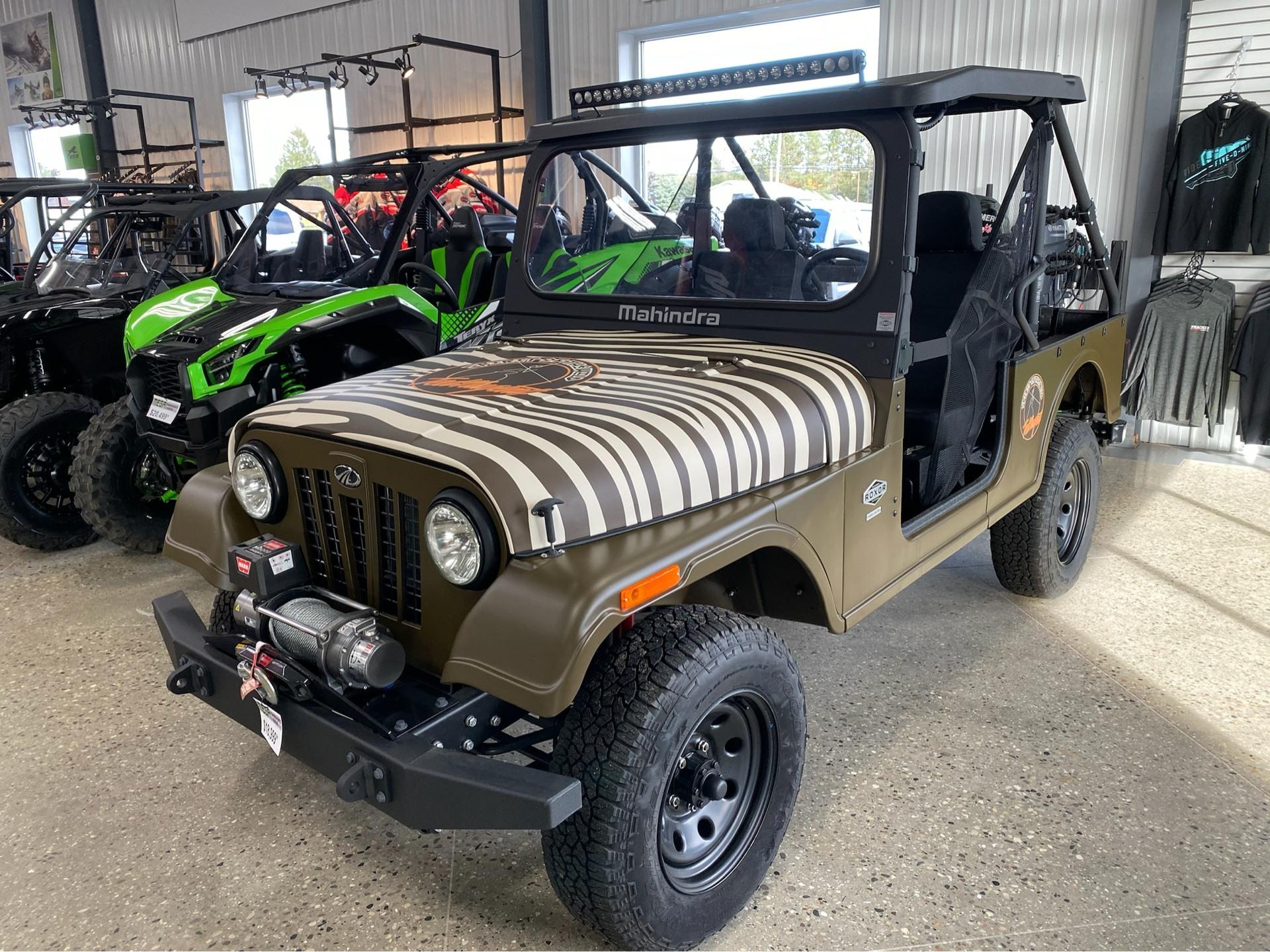 2019 Mahindra Automotive North America ROXOR Nugent Edition in Gaylord, Michigan - Photo 2