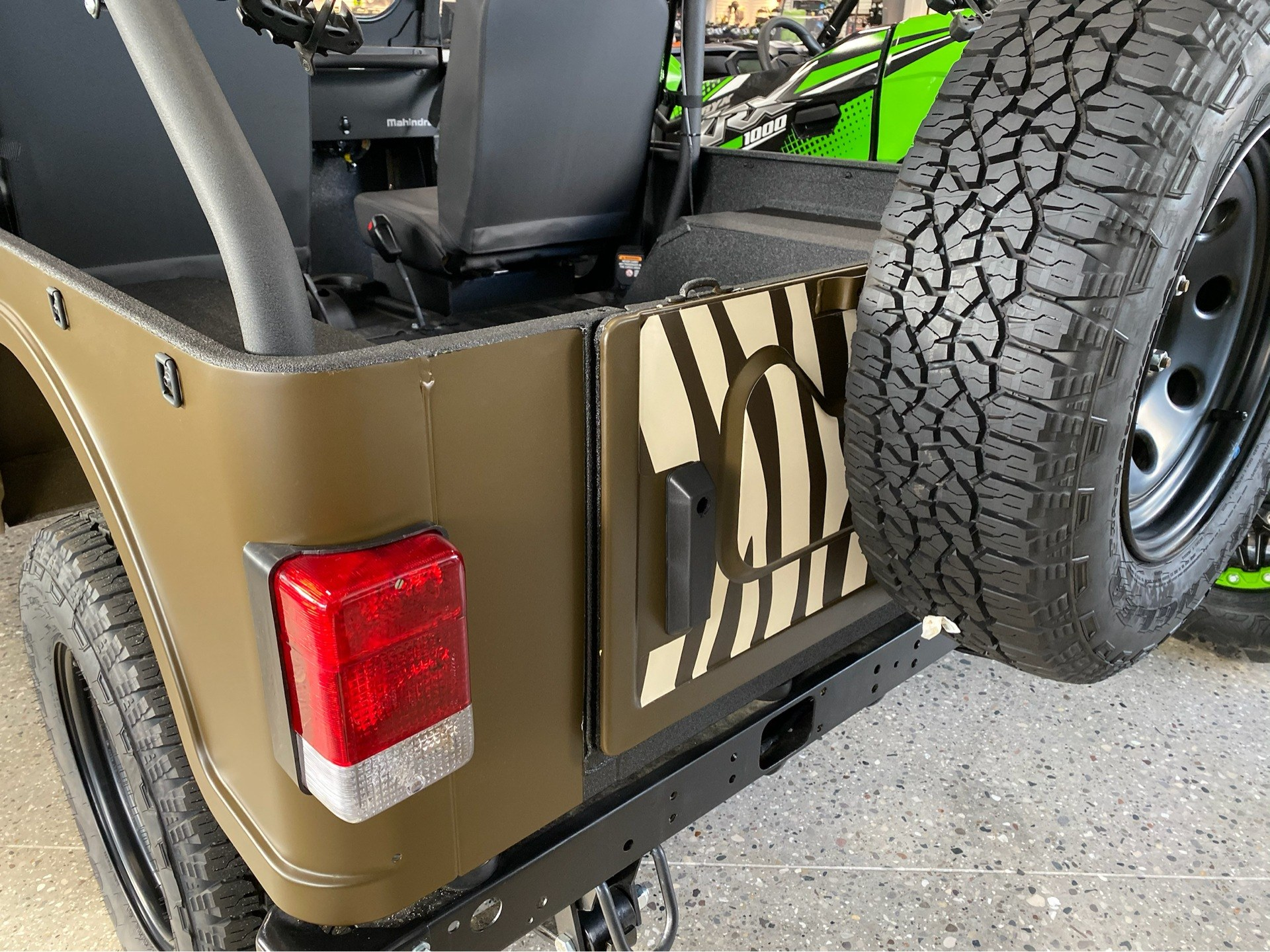 2019 Mahindra Automotive North America ROXOR Nugent Edition in Gaylord, Michigan - Photo 8