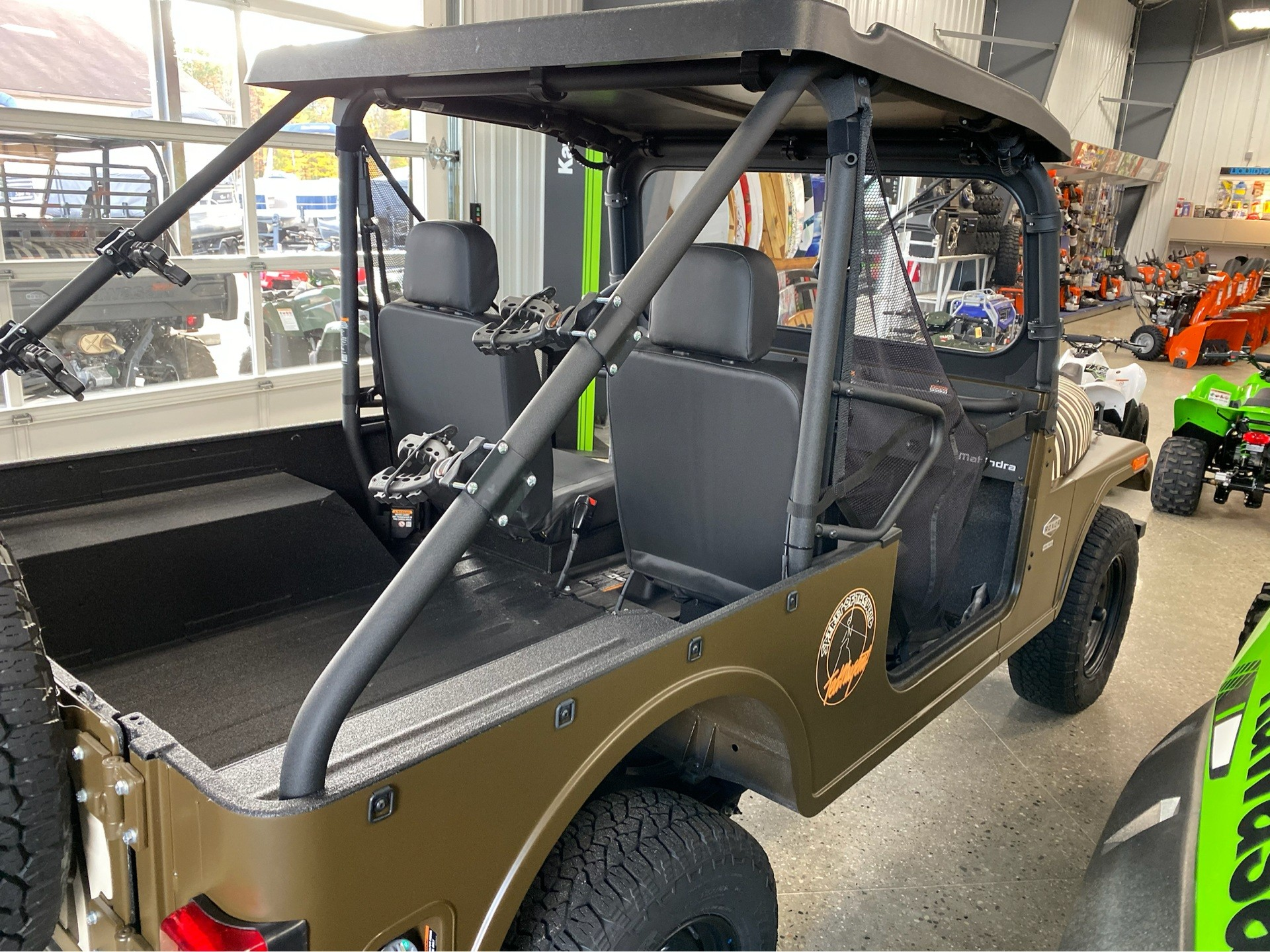 2019 Mahindra Automotive North America ROXOR Nugent Edition in Gaylord, Michigan - Photo 10