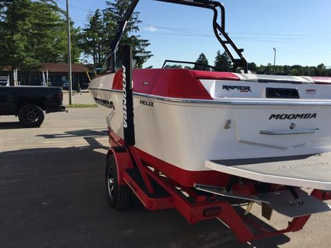 2017 Moomba Helix in Gaylord, Michigan