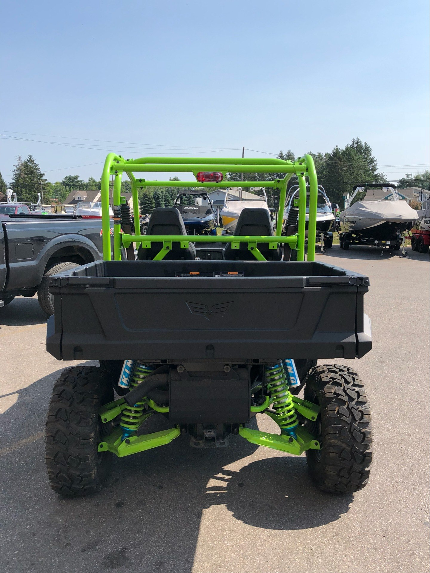 2018 Textron Off Road 2018 HAVOC X EPS in Gaylord, Michigan