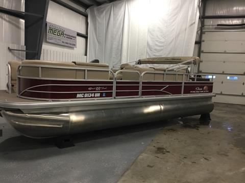 2018 Sun Tracker SportFish 22 DLX in Gaylord, Michigan
