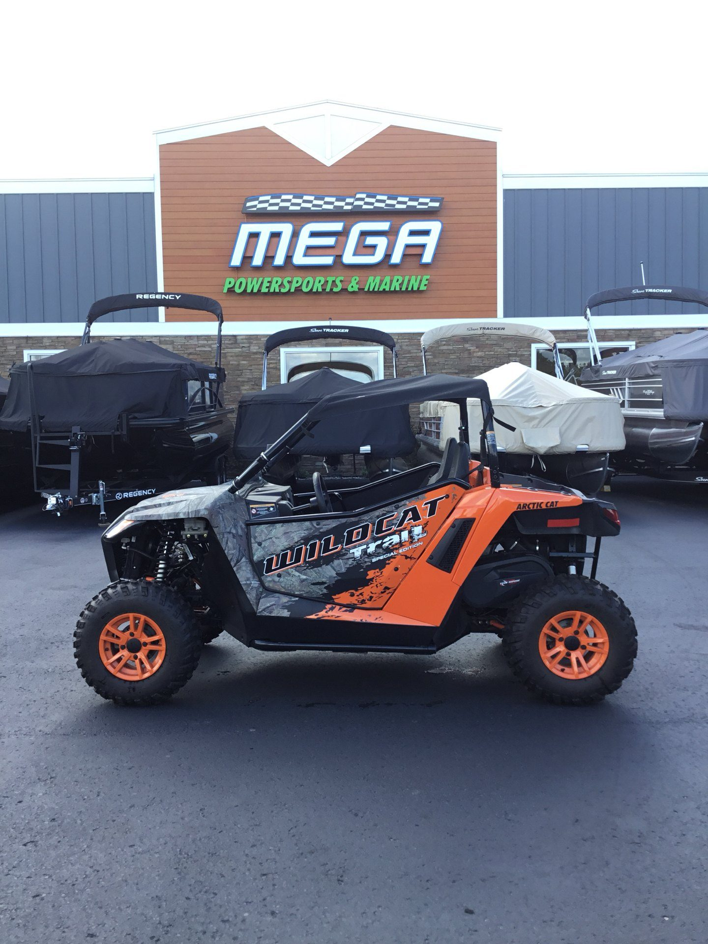 2016 Arctic Cat Wildcat Trail Limited Edition in Gaylord, Michigan - Photo 1