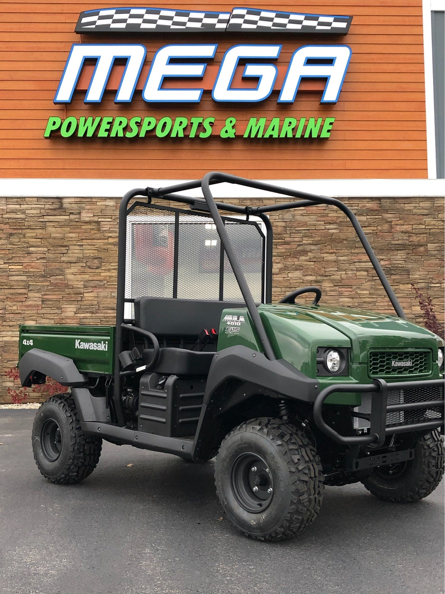 2020 Kawasaki Mule 4010 4x4 in Gaylord, Michigan - Photo 1