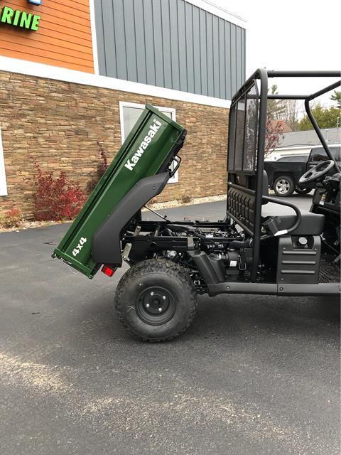 2020 Kawasaki Mule 4010 4x4 in Gaylord, Michigan - Photo 5