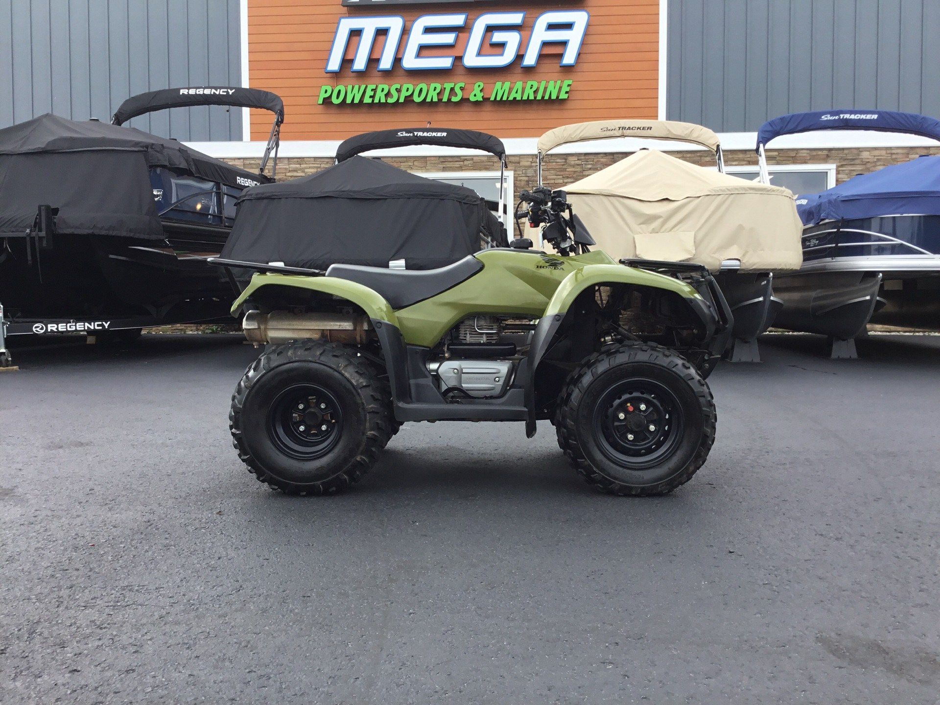2017 Honda FourTrax Recon ES for sale 164608