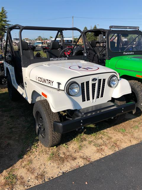 2019 Mahindra Automotive North America ROXOR Offroad in Gaylord, Michigan - Photo 1