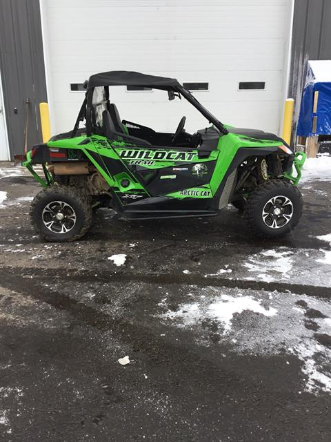 2014 Arctic Cat Wildcat™ Trail XT™ in Gaylord, Michigan