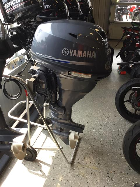 2017 Yamaha F25LA in Gaylord, Michigan - Photo 1