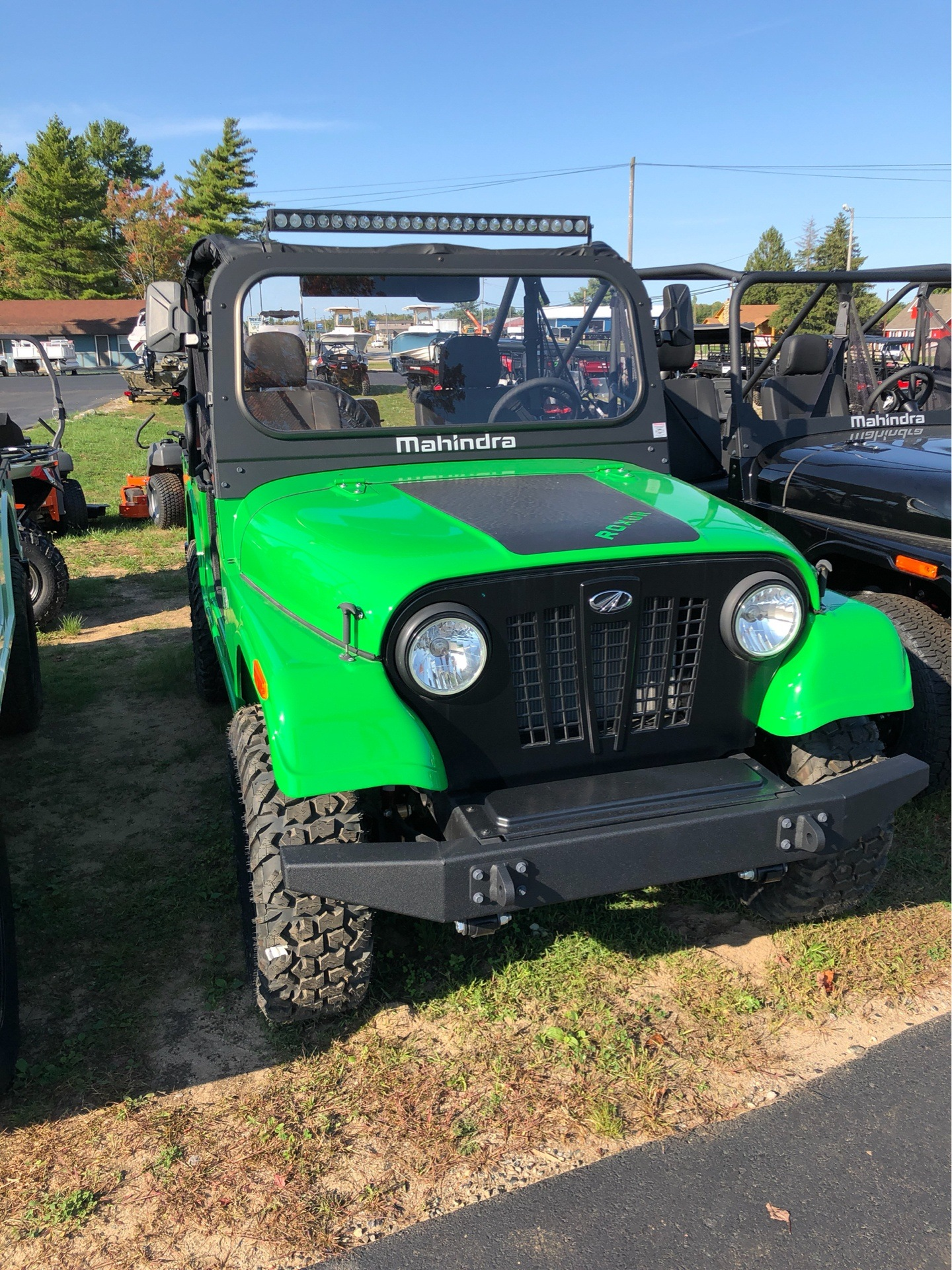 2019 Mahindra Automotive North America ROXOR Offroad in Gaylord, Michigan - Photo 2