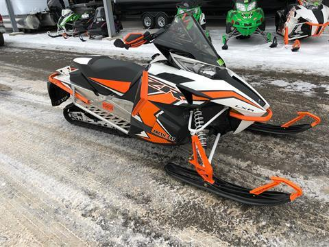 "2016 Arctic Cat ZR 8000 129"" LXR ES in Gaylord, Michigan"