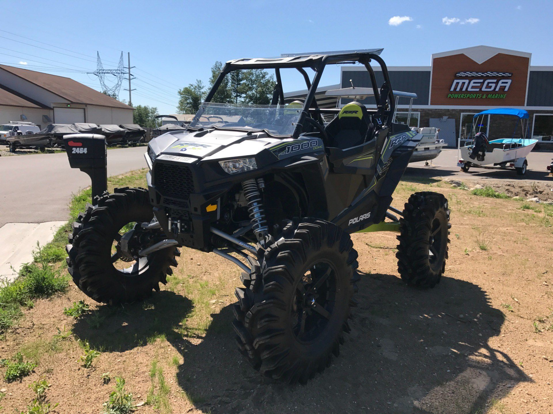 2016 Polaris RZR S 1000 EPS for sale 42444