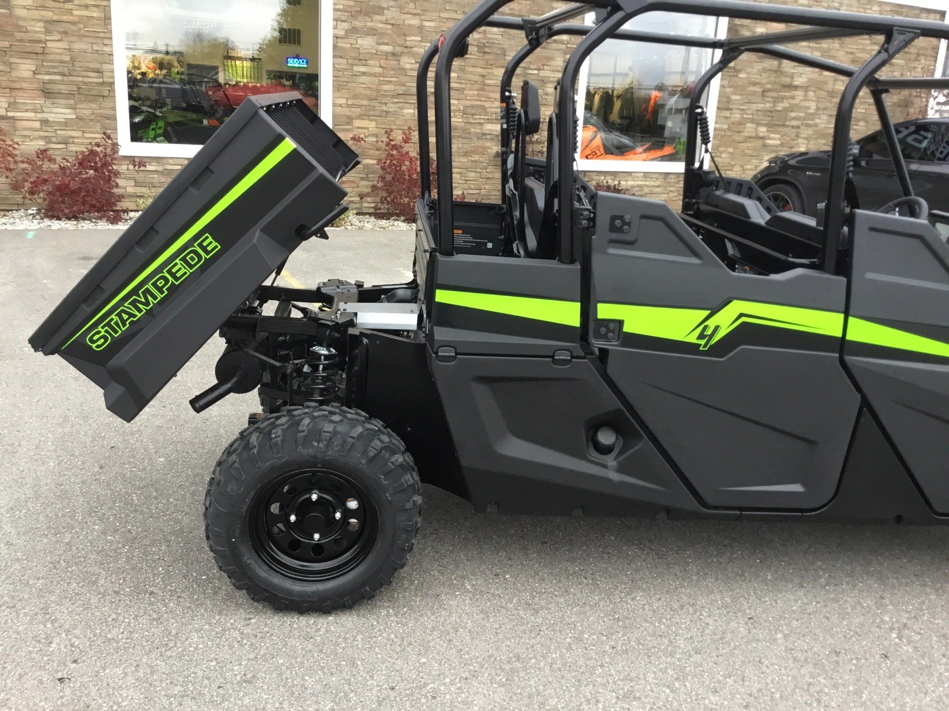 2018 Textron Off Road STAMPEDE 4 in Gaylord, Michigan