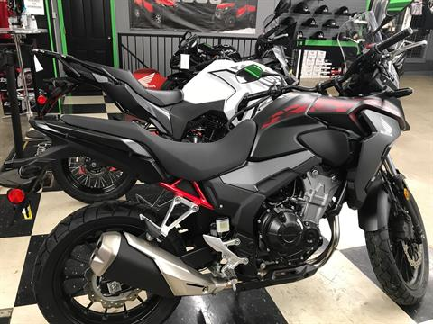 2021 Honda CB500X ABS in Florence, Kentucky - Photo 1