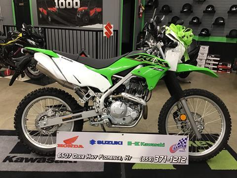 2021 Kawasaki KLX 230 in Florence, Kentucky - Photo 1