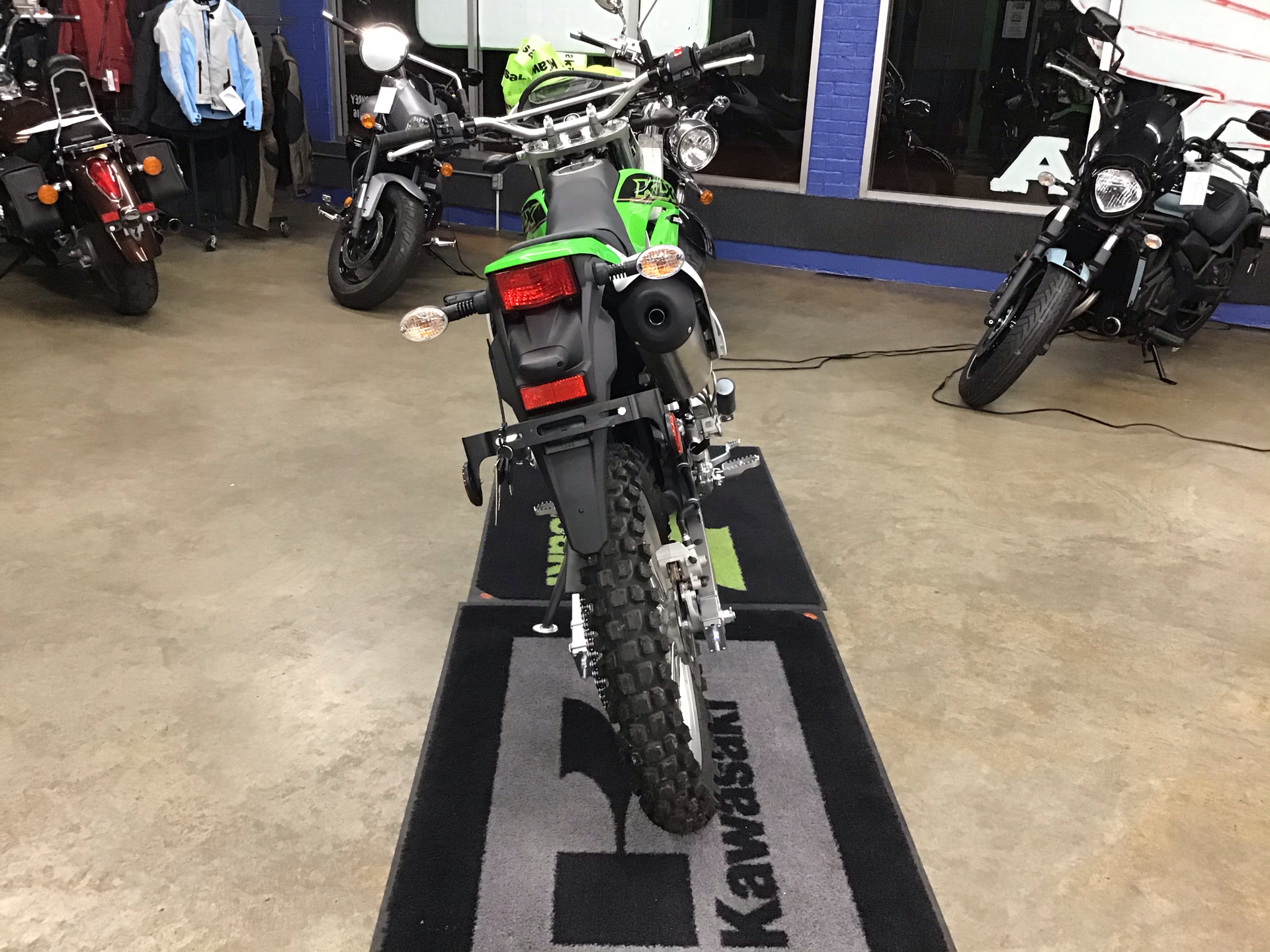 2021 Kawasaki KLX 230 in Florence, Kentucky - Photo 4