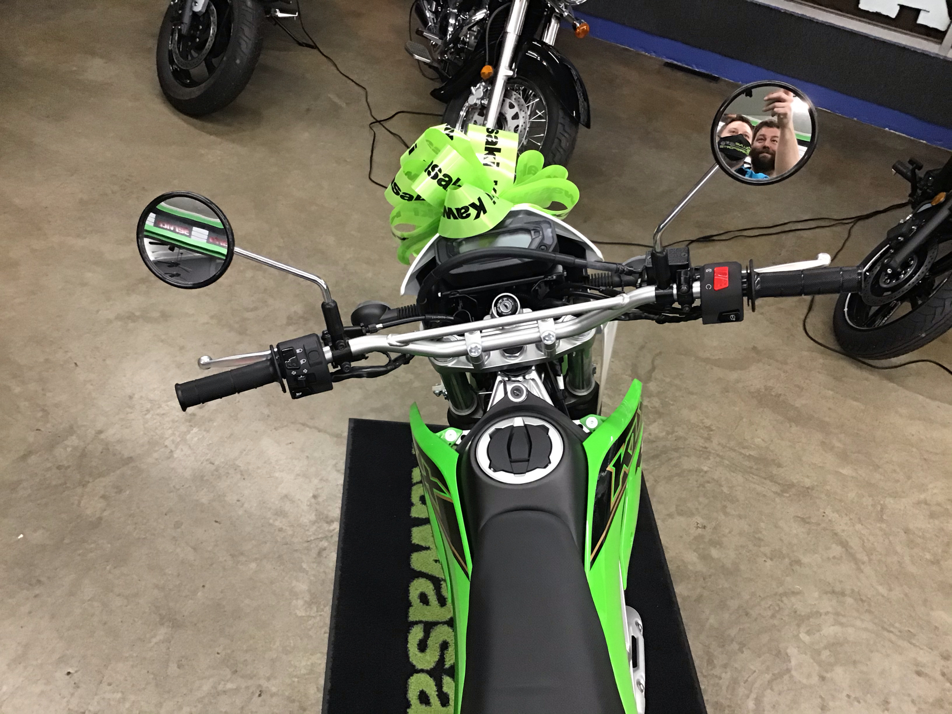 2021 Kawasaki KLX 230 in Florence, Kentucky - Photo 5