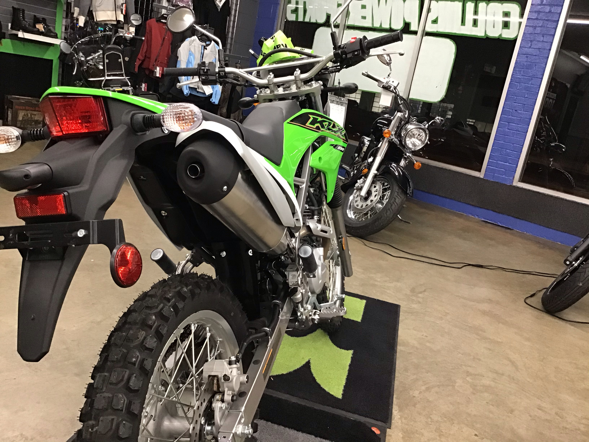 2021 Kawasaki KLX 230 in Florence, Kentucky - Photo 6